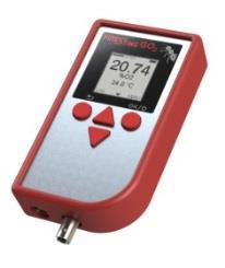 1 Introduction The FireStingGO2 is a hand-held fiber-optic oxygen meter based on the established FireSting technology featuring: broad oxygen sensor portfolio (micro- and minisensors, robust probes,