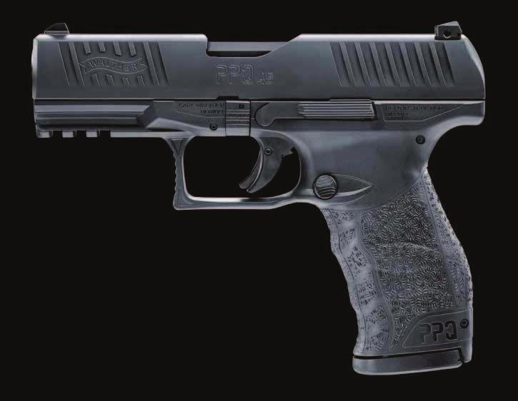 "PPQ M2.45 AUTO MAXIMUM POWER PPQ M2 4.25"" Caliber."