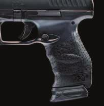 PPQ VARIANTS Magazine capacity The basic version of the PPQ comes with two 15-round magazines.