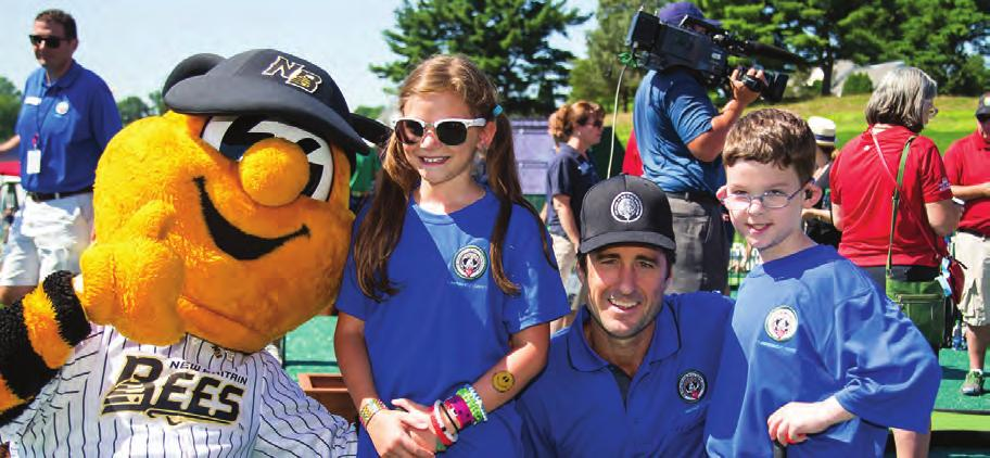 Special events in 2016 included the following: Bruce Edwards Foundation Benefit Dinner Eversource PGA TOUR Player Experience for Junior Golfers Farmington Bank Celebrity Mini Golf Tournament