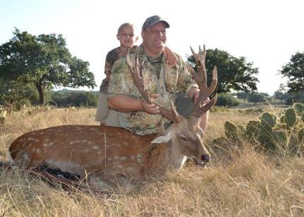 Trophy Whitetail Deer hunt. (Sample pricing: $4,000 for a deer under 150, $5,500 for a deer in the 150 s).