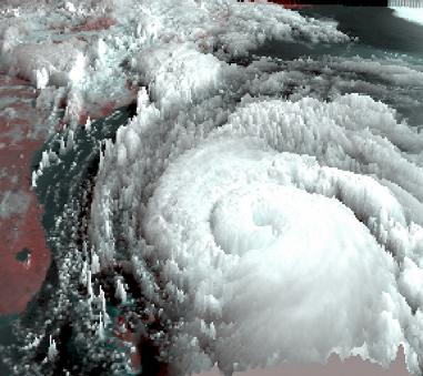 Hurricane Fran 1996 See Changes