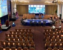 It s IACC-certified conference and event spaces for any occasion. It s two 18-hole championship golf courses. It s all right here, in this magical place by the river.