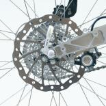 50 For Alfine 11-speed and Rohloff 14-speed Hub gears; with front dérailleur to expand to 33 or 42 gears Chain wheel sizes: Z 22; Z32; Z44 Direct dérailleur operation,