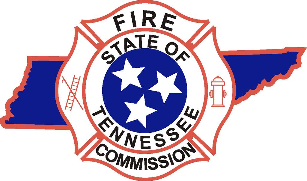 TENNESSEE COMMISSION ON FIRE FIGHTING FIRE FIGHTER I PRACTICAL EVALUATION 2002 Edition of NFPA 1001 Standard