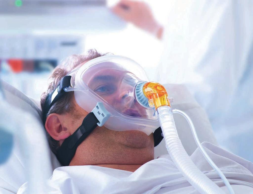 Delivering exceptional NIV Philips Respironics masks are designed to support enhanced NIV.