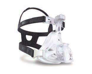 Philips Respironics AF541 Philips Respironics AF541 AF541 with four-point headgear, EE leak 1 Key benefits The under-the-nose cushion can be used to off load mask pressure at bridge of nose