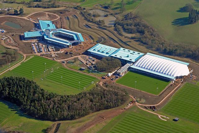 TRAIN & STAY AT THE ENGLISH FA FACILITY ST GEORGES PARK After