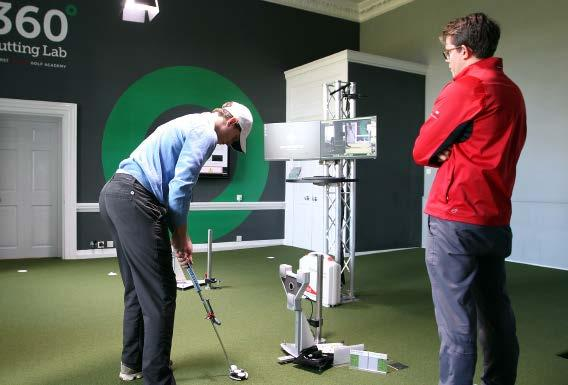 Custom Fitting discover if your current putter is the right fit