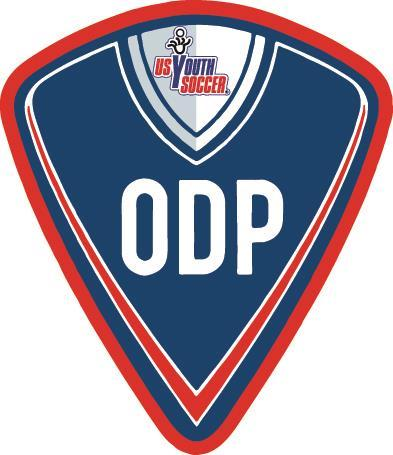 US Youth Soccer ODP Player Manual i Train to Develop. Play to Win.