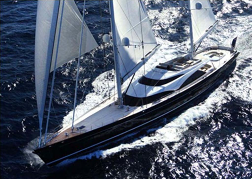 INDIAN OCEAN/THAILAND A sailing yacht like no other - built for speed and