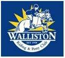 In conjunction with Kalamunda Dressage Association Inc Unofficial Fun Day Gymkhana Sunday 16 th November, 2014 Starting 9am sharp Walliston Riding and Pony Club