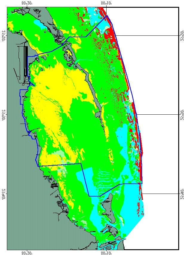 Coastal Bays to Coral Reefs (CBCR) Everglades Restoration Freshwater