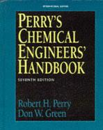 Recommended Books Perry Robert H., Green Don W.
