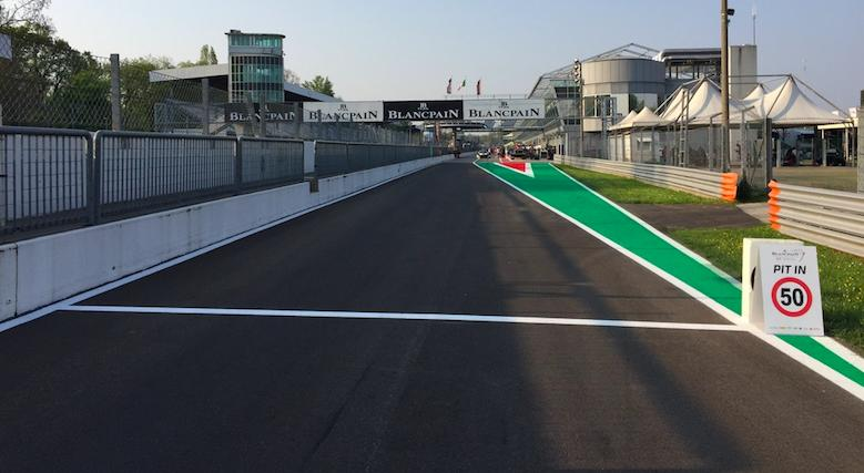 PIT ENTRY