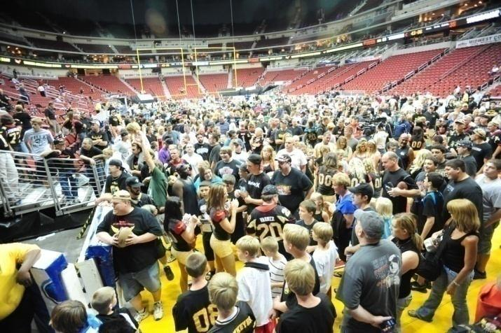 one home game Tickets for VIP s Use of Barnstormers Suite