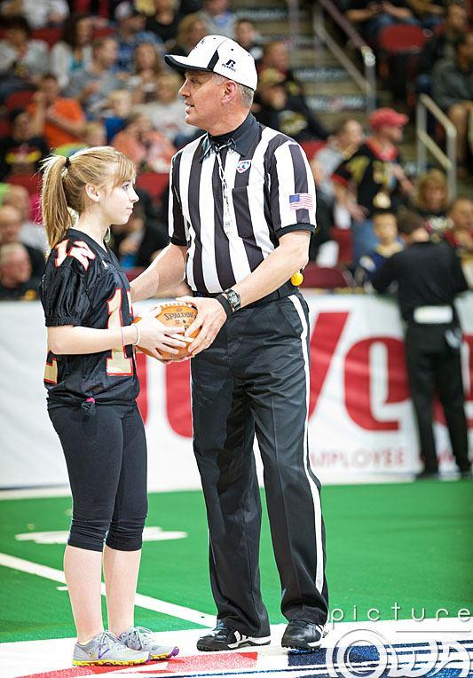 In-Game Promotions Half-Time Football Fling: Your Cost: $10,000 (primary) Barnstormers T-Shirt