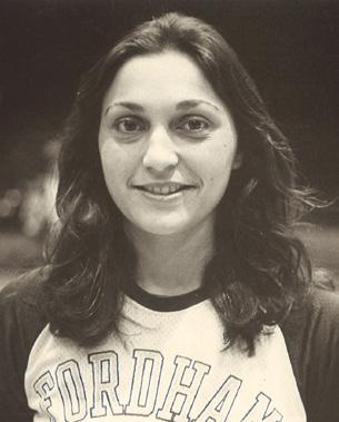 Mary Ann Bilotti Fordham University (1976-80) Bilotti, a four-year starter for the Rams, graduated as the second-leading scorer in Fordham University women s basketball history with 1,164 points,