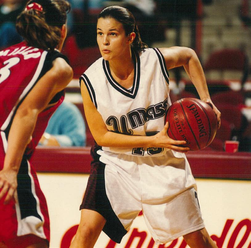 Kathy Coyner University of Massachusetts (1998-2001) Coyner was a key figure during one of the most successful eras of UMass women s basketball.