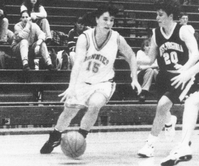 The Spiders won 85 games during her four seasons, including three appearance in the WNIT. She was a two-time captain. Following her Richmond career, Oliver played professionally in Israel.
