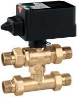 all zone valves series cert. n ISO / Function Zone valves are used to automatically shut-off the flow of carrier fluid distributed to a system.