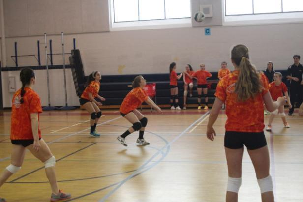 served Beat the ball to the spot Push ball to target (setter) 15 Drill Tips Always initiative ball over net Practice