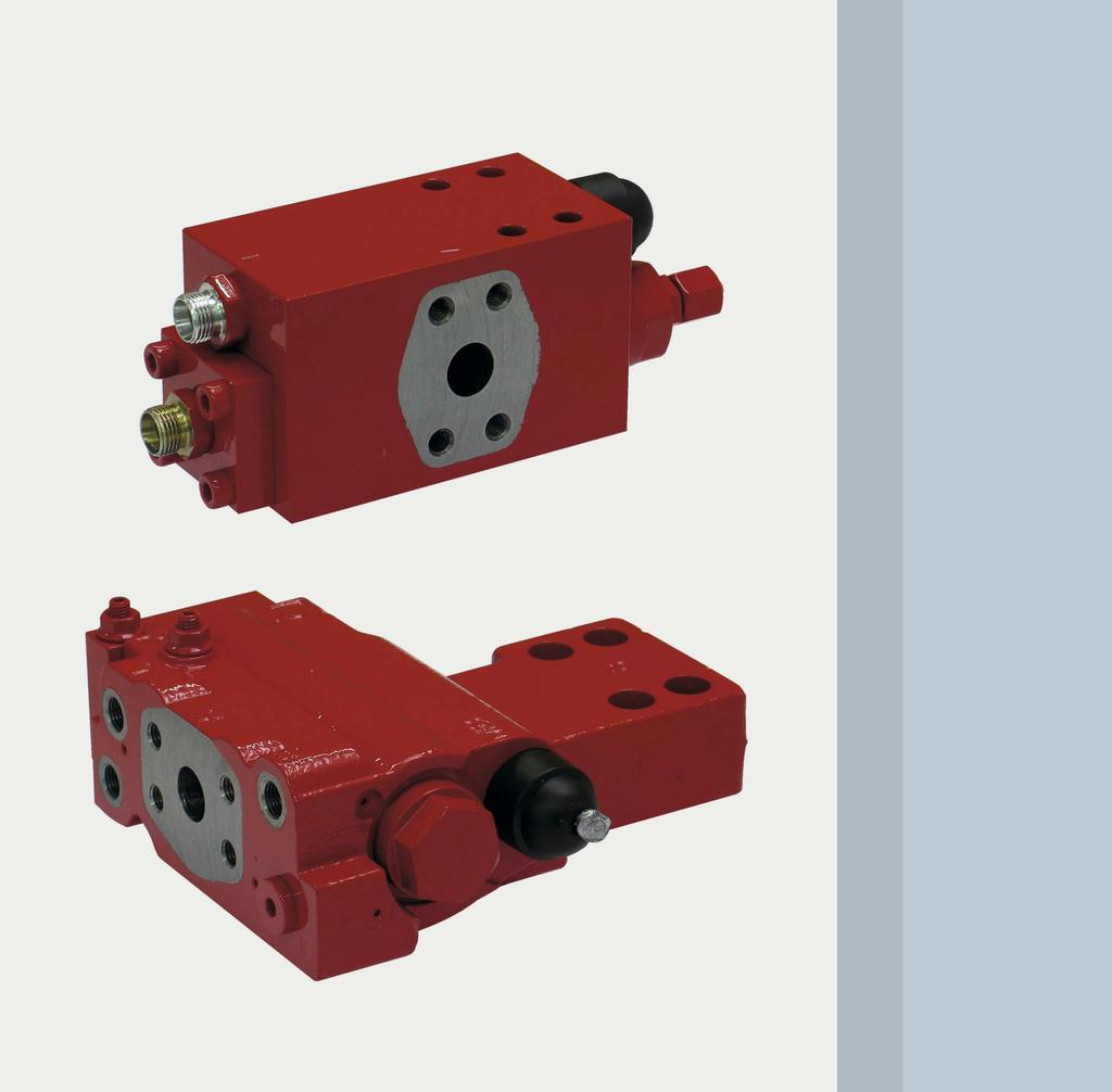 Leak free Pipe Rupture Valve for xcavators Series motion and