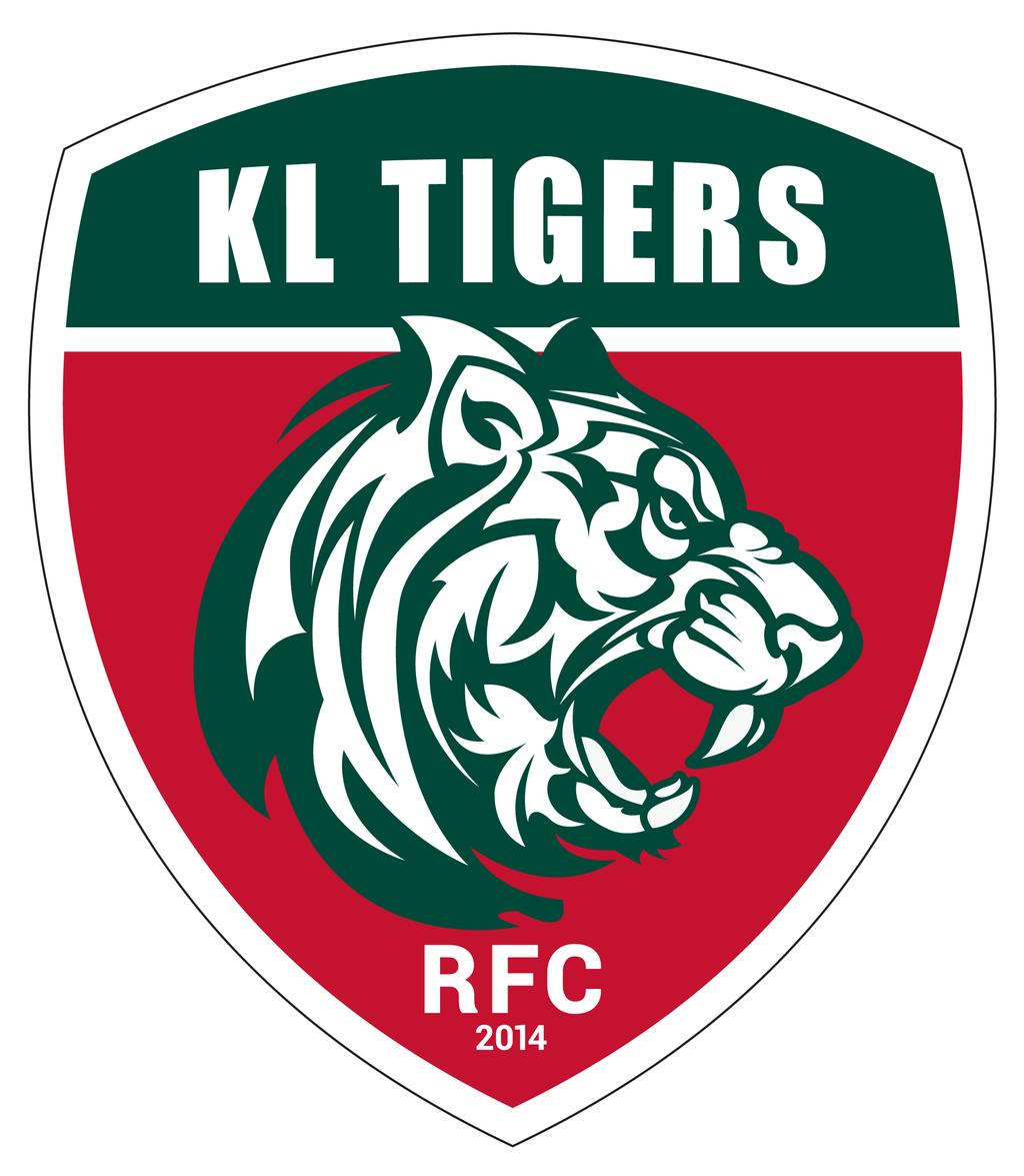 KL TIGERS RFC Hari Sukan Negara 2016 Rugby Championship TOURNAMENT RULES & REGULATIONS 1. INTRODUCTION All participating teams shall abide by the Rules and Regulations set out herein.