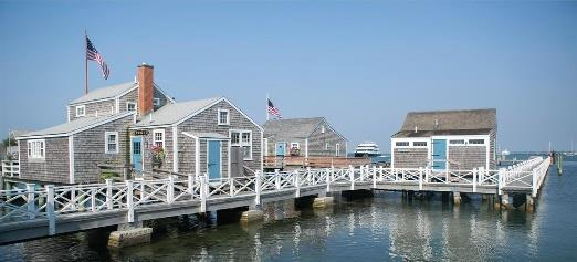 morning we travel to Provincetown, located on the tip of the Cape. This lively artist colony remains famous for its crafts and bright seagoing flair.