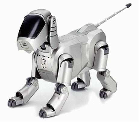 Walking robots with four legs - Quadrupeds A highly popular toy (300.