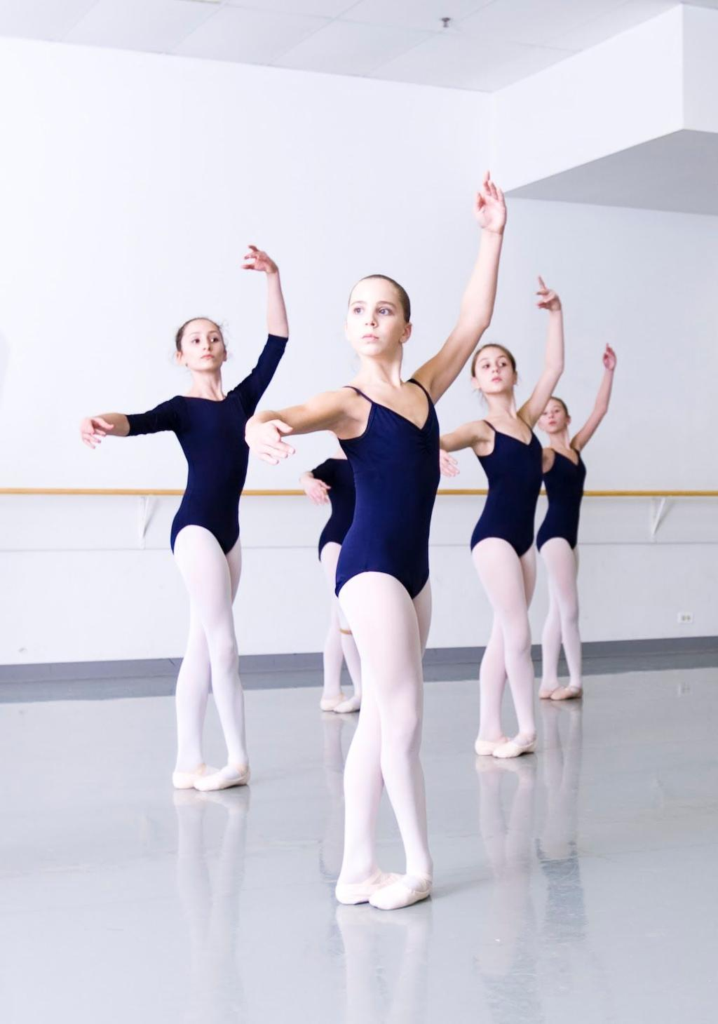 7 *NEW* Summer Ballet Intensive July 23rd-25th 2018 Keep your ballet technique En Pointe this summer.
