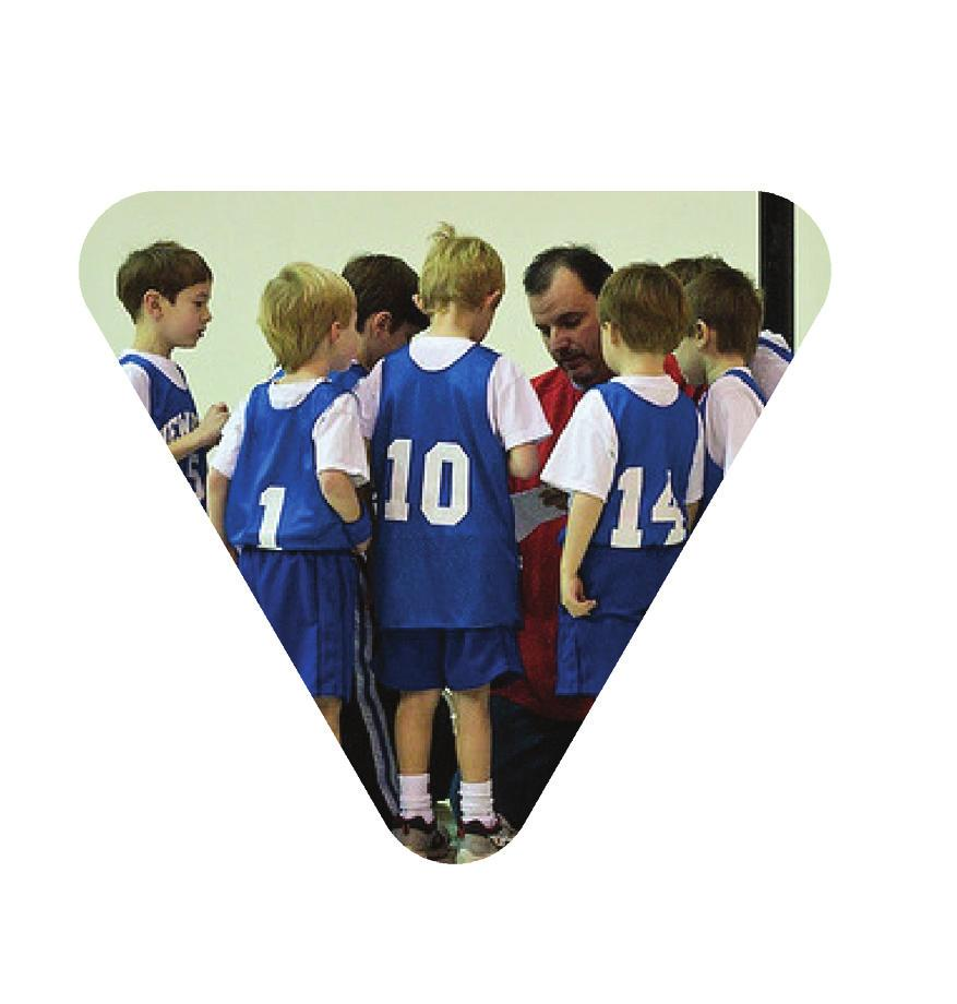 BASKETBALL In our youth basketball leagues, we stress development of skills, teamwork and fundamentals, in a fun and positive environment.
