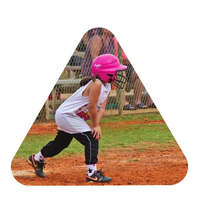 T-BALL & COACH PITCH Come join us in these great introductory leagues that focus on the basics and fundamentals of t-ball or coach pitch baseball in a fun and safe environment.
