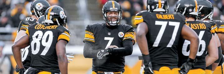REVIEW RECORDS STEELERS HISTORY 2013 IN REVIEW 2014 PLAYERS FOOTBALL STAFF MEDIA INFORMATION 2013 REGULAR-SEASON OFFENSE STARTING LINEUPS Opponent WR LT LG C RG RT TE WR QB RB FB TENNESSEE (9/8)