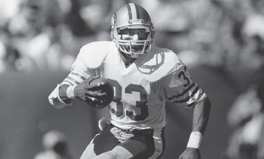 Seahawks, Packers, Texans 1998-present Willie Harper 49ers 1973-83 Ed Husmann Cardinals, Cowboys, Oilers 1953-65 Roy Lyman Canton, Cleveland, 1922-34 Frankford, Bears Ron