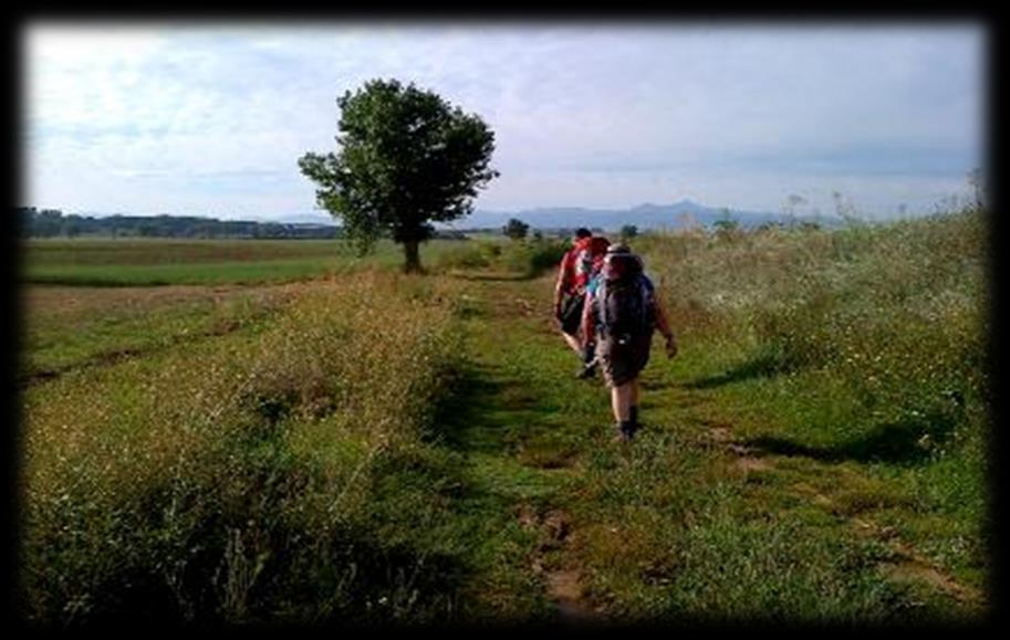 Guided Group Walk Walk parts of the Camino from the La Riojan village of Zarratón to Burgos 35 miles/56km 5 days/4 nights Enjoy a taste of the Camino