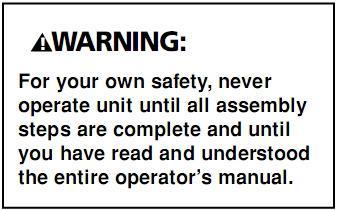 Freedom8 ShoeBox Compressor Manual Warning!! This product is not a toy! Use or misuse can cause severe injury or death! Use only with adult supervision.