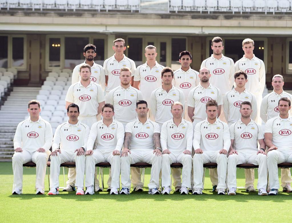 Surrey County Cricket Club One of English crickets most succesful counties which has had some of the best players in the world.