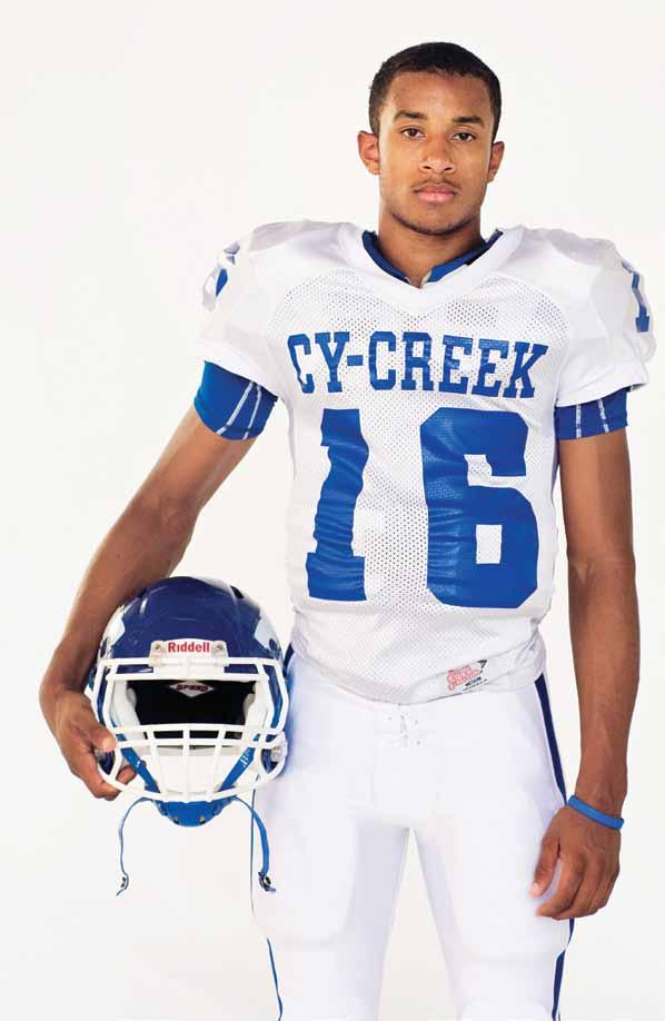COVER STORY CY-FAIR ISD FOOTBALL 2010 PREVIEWI It s time to dust off your favorite teams spirit wear, because high school