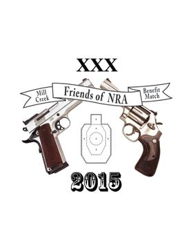 $35.00 Entry Fee Registration is limited to first 300 shooters Pre-Registration Only Must be received by October 9th, 2015 No registrations accepted day of match Shooter s meeting at 8:00am Shooting