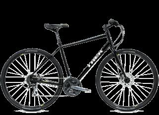 will be comparably Trek Hybrid or