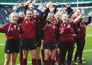 We have over 650 Mini & Youth players, four senior Men s sides, a hugely successful Girls Rugby section, a