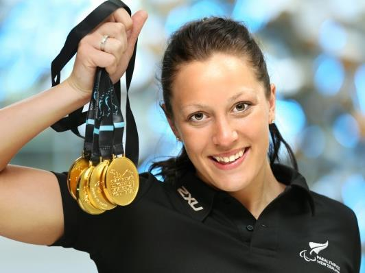 Medals New Zealand Paralympic Medal Results 2000-2016 25 20 15 10 5 0
