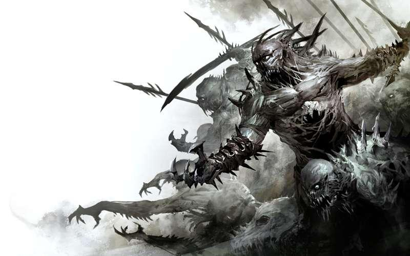 Blood Moon Infantry Ghoul Regular Medium Infantry 249 +3 19 17 +3 1d10 Feast: While there is a diminished enemy unit, Ghoul infantry can spend an round feeding on