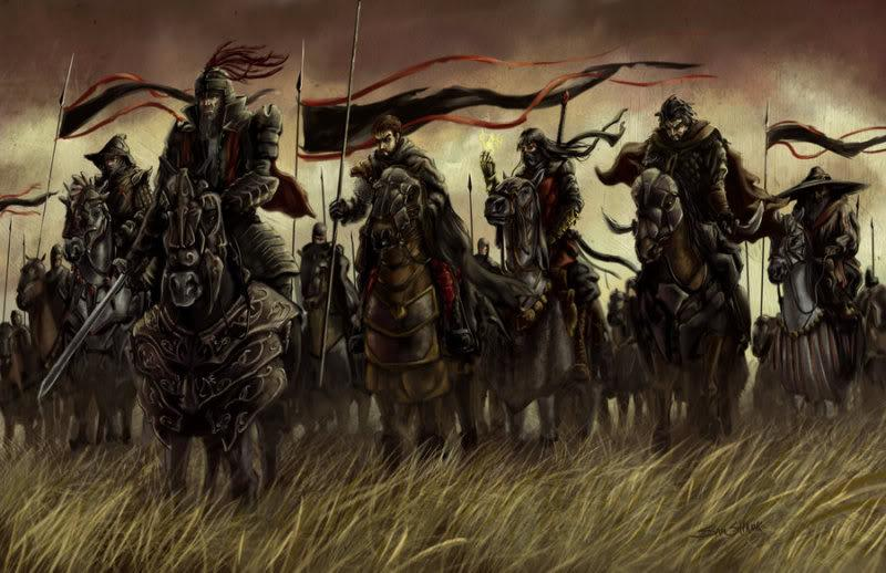 Dalrath Hounds Human Seasoned Medium Cavalry +8 17 1d4 Veterans of the Psychic Wars. Cannot be horrified. This unit does not count as mortal for the purposes of fighting undead and fiends.