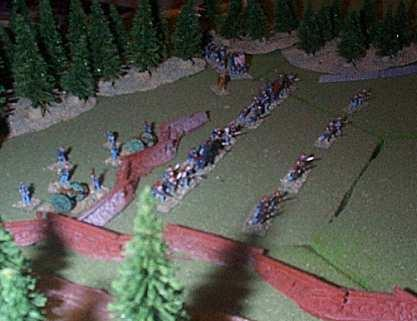 The Game is an exciting war game that allows you to recreate battles from the Seven Years War right up to the present day using miniatures on a tabletop.