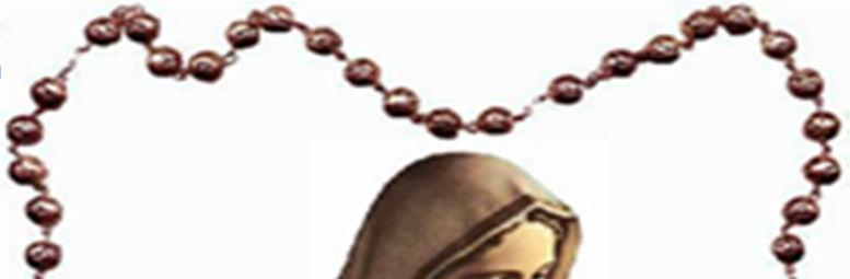 The Catholic Church has dedicated the month of October to pray the Rosary in honor of the Blessed Virgin Mary.
