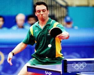 Barcelona Olympics in 1992 represented Australia at the World Championships in 1989, 1991, 1993, 1995 Mark Smythe Australian Closed