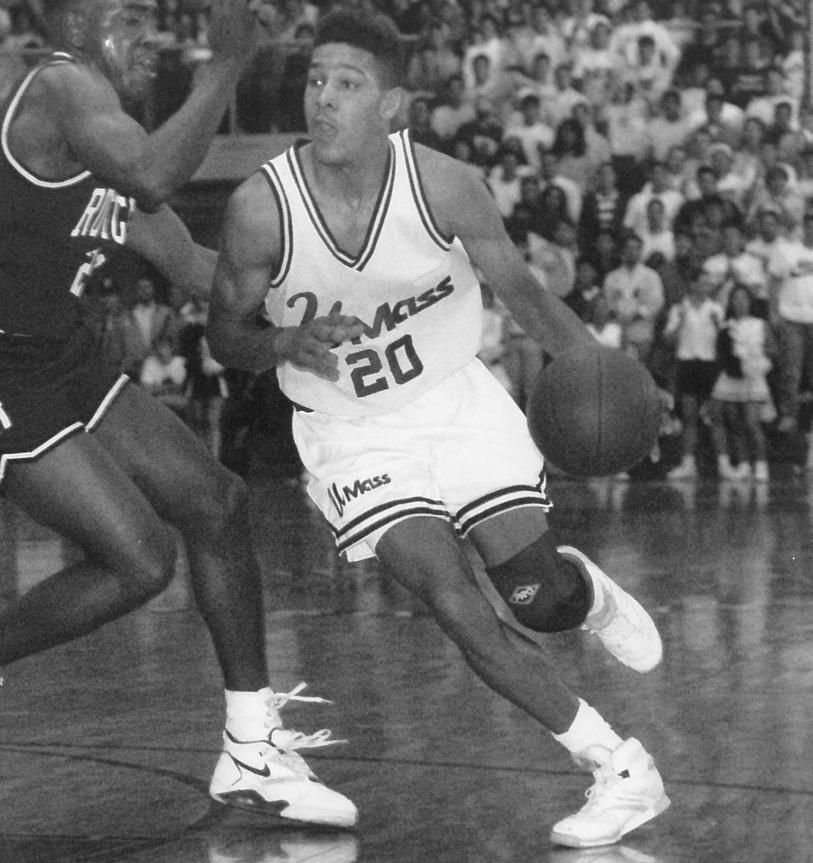 Jim McCoy University of Massachusetts (1988-92) The all-time leading scorer in the history of the University of Massachusetts men s basketball program produced four of the most successful individual