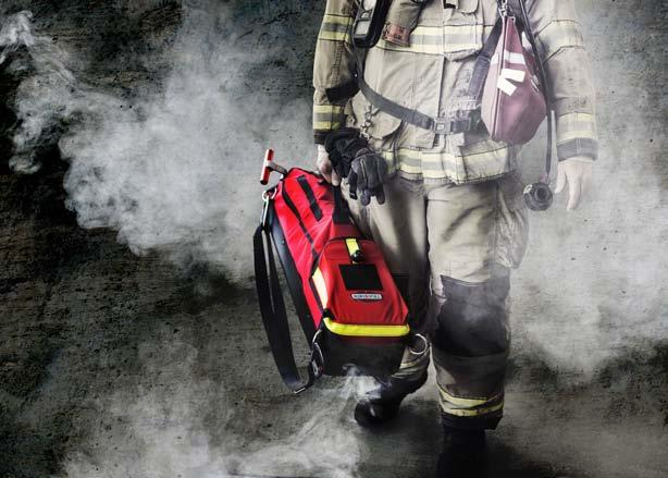 Knowing how to use all of a RIT s compliment of rescue equipment during a firefighter entrapment cannot be underestimated.
